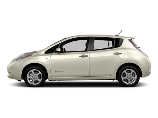 Mclarty Nissan Little Rock Ar >> 2015 Nissan LEAF SV in North Little Rock, AR   Little Rock Nissan LEAF   Mark McLarty Ford