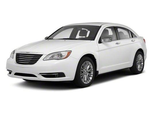 Chrysler 200 Tire Size >> 2011 Chrysler 200 Touring