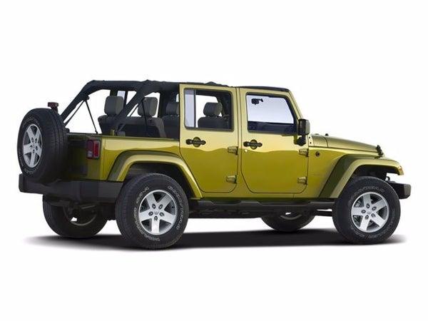 2008 Jeep Wrangler Engine Light Code