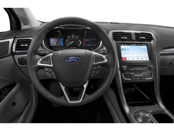 2018 Ford Fusion Hybrid Se In North