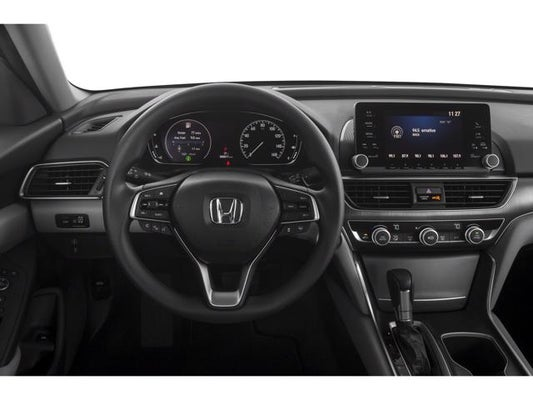 Honda Accord Sedan >> 2018 Honda Accord Sedan Lx 1 5t